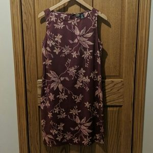 Patagonia pataloha floral sleeveless dress